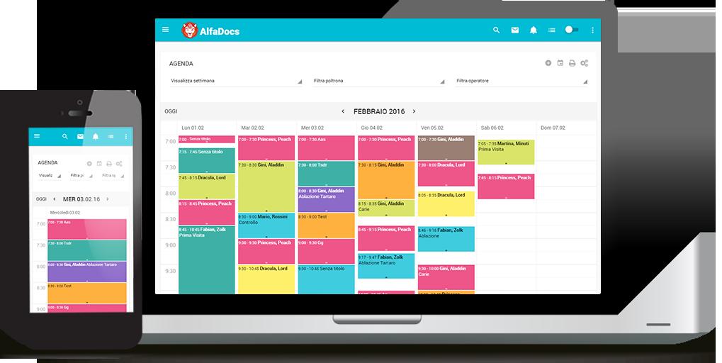 L'agenda più organizzata